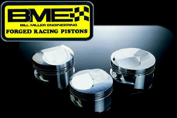 BME Forged Aluminum Pistons