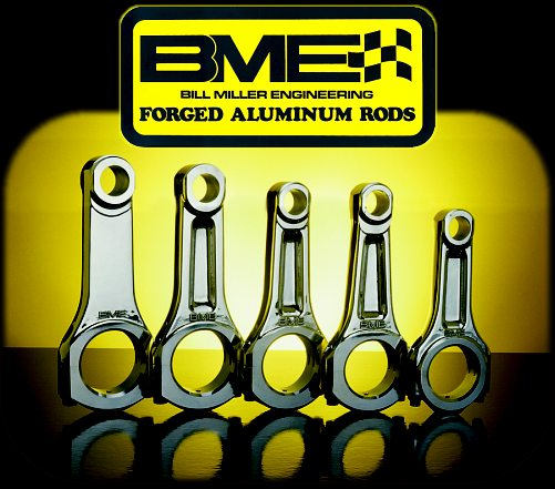 BME Forged Aluminum Rods
